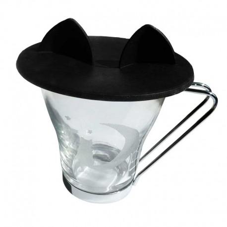 Couvercle Mug original Chat Noir
