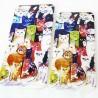Coques pour iphone 6 Chats Colorés