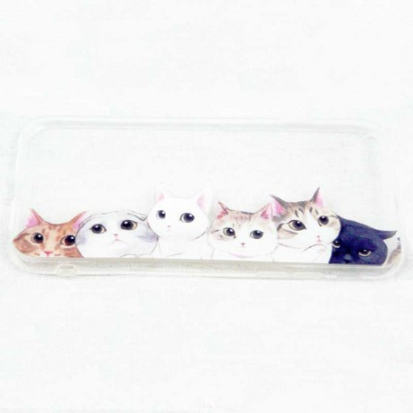 Coque smartphone 6 Chatons Iphone 6 et 6 Plus