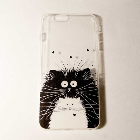 Coque pour smartphone Black and White