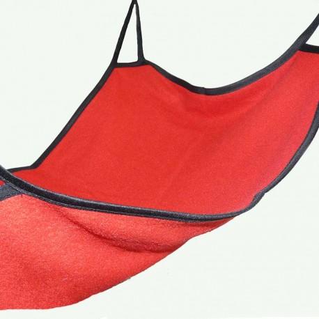 hamac chat en polaire un couchage pour chat original. Black Bedroom Furniture Sets. Home Design Ideas