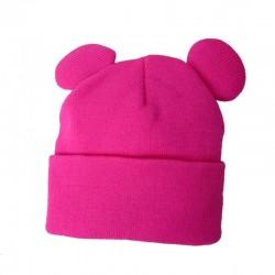 Bonnet original Femme Oreilles rondes