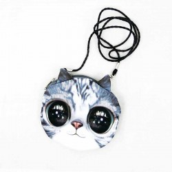 Trousse Maquillage Kawaii Chaton Mignon