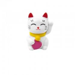 Figurine Chat Porte-Bonheur