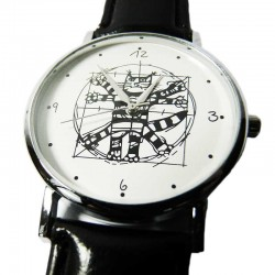 Montre Chat de Vitruve