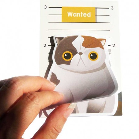 Post it Kawaii Chat Wanted