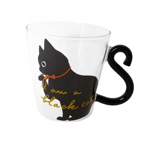 Tasse kawaii Chat Noir