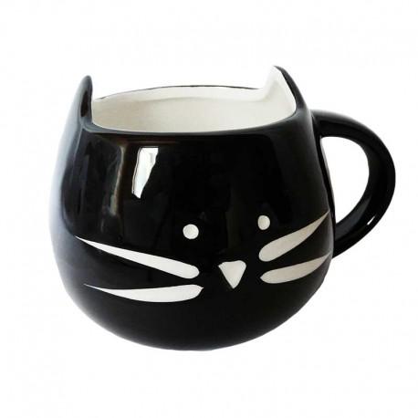Tasse kawaii Chat Noir Frimousse