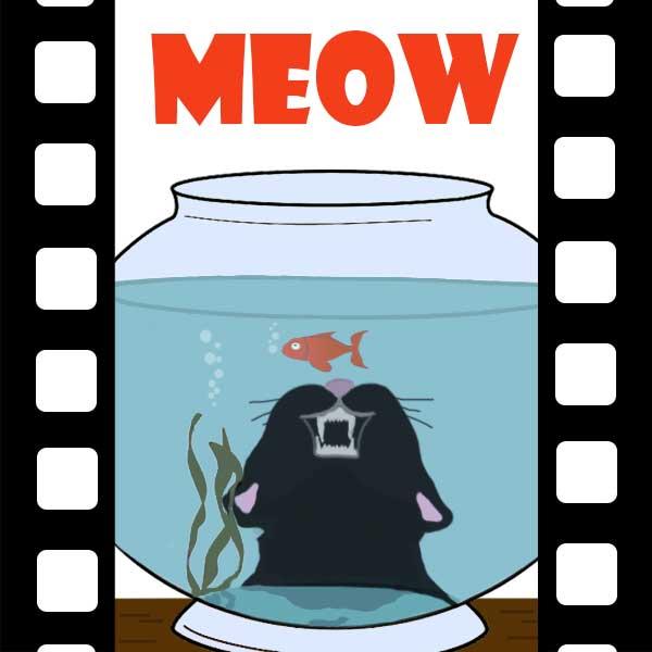 Parodie avec des chats - Meow